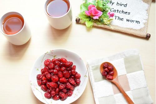 蔓越莓乾【100%新鮮果乾】 (220g)